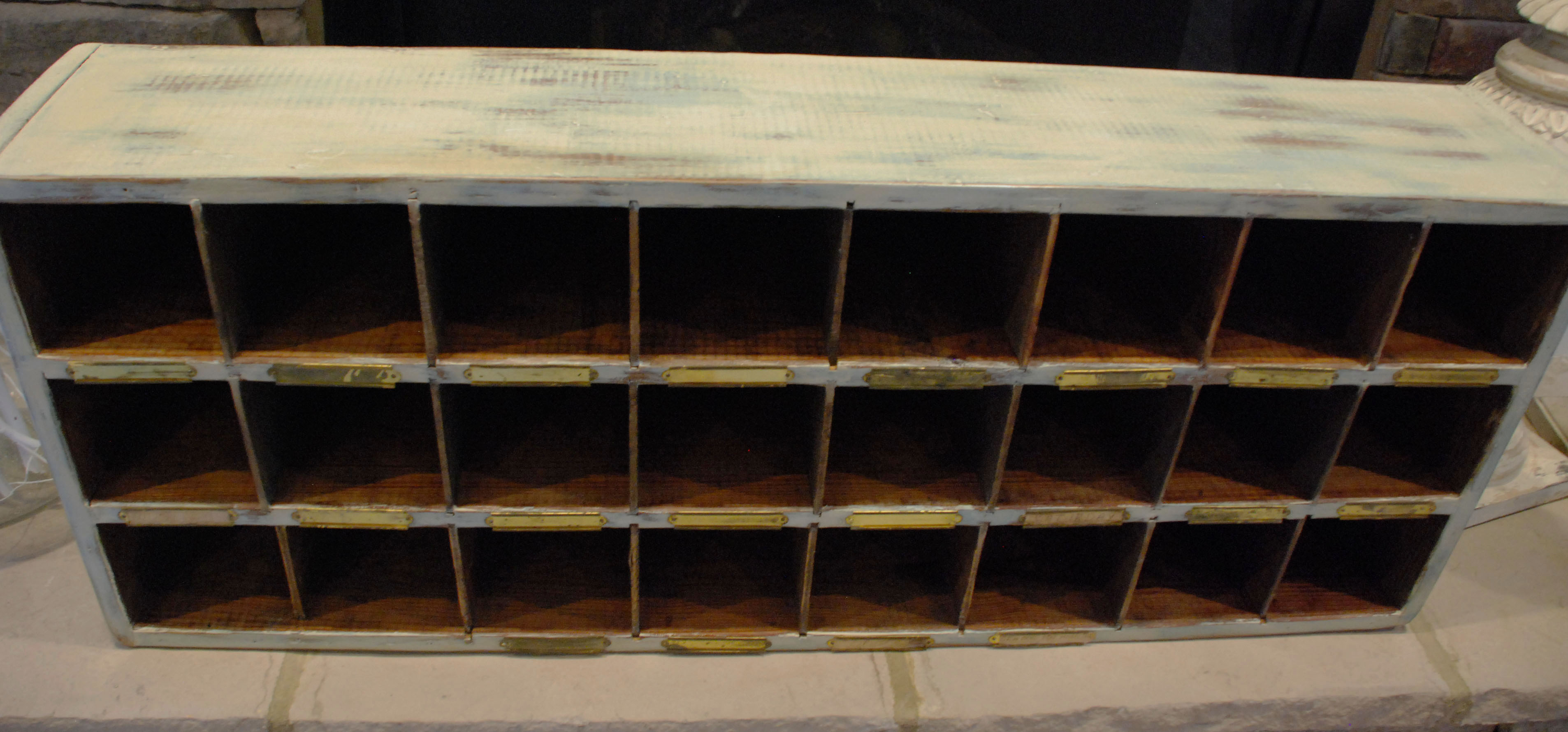 woodworking plans mail sorter