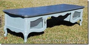 1966 Thomasville Coffee Table4