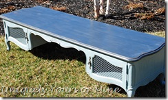 1966 Thomasville Coffee Table5