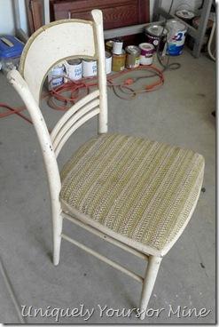 UF Childs Desk Chair