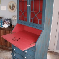 Stacys Secretary Desk