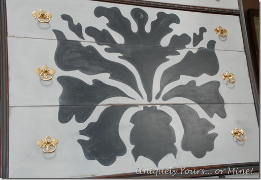 Stenciled Furniture