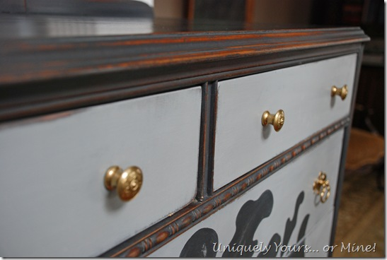 Distressing Furniture