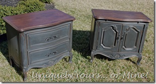 F Thomasville Nightstands