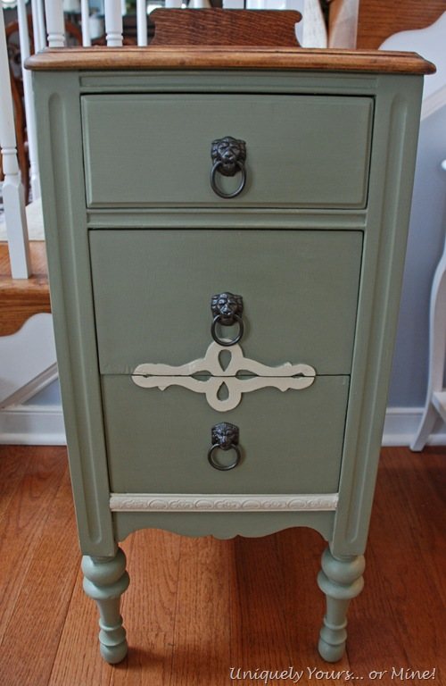 Chateau Grey Annie Sloan Chalk Paint