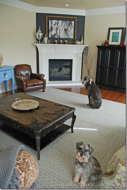 Chalk FLOR carpet squares