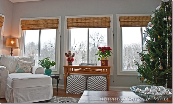 Stonington gray sunroom