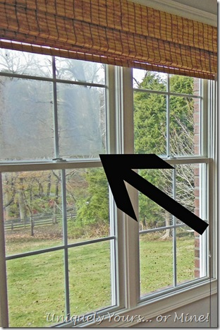 broken window seals