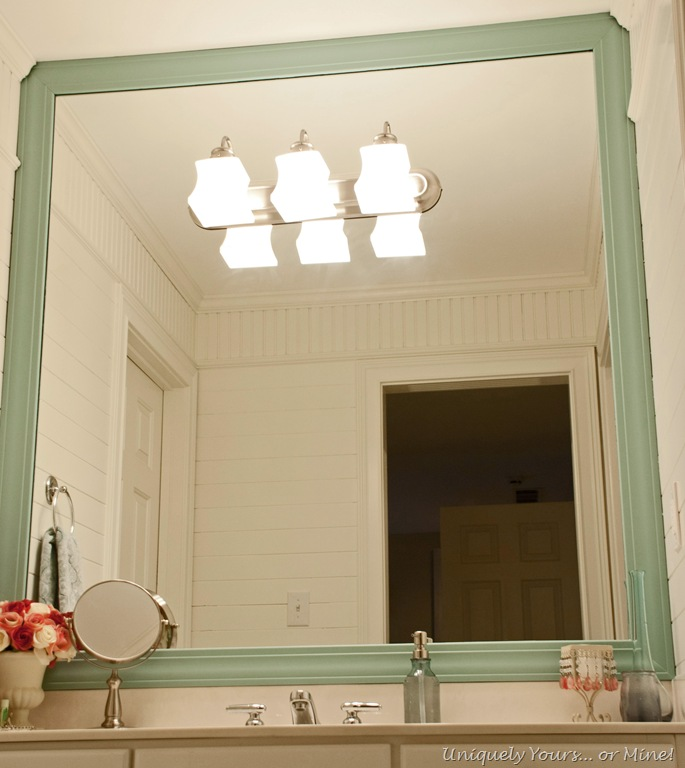 How To Update Your Bathroom Mirrors