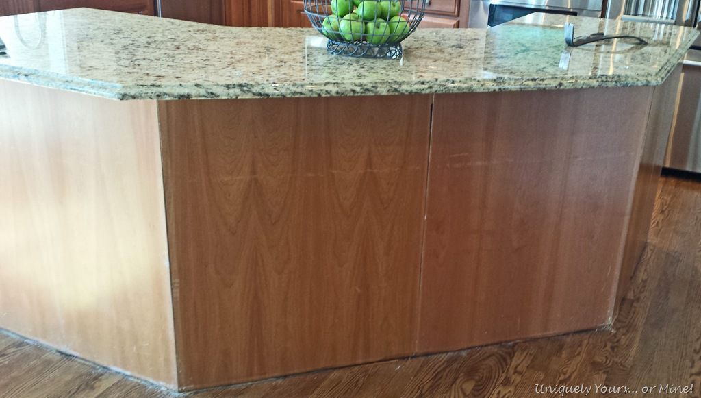 adding molding to kitchen island uniquely yours or mine how to add moulding to a kitchen island withheart