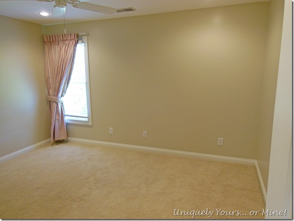 Before bedroom picture