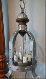 Rewired Vintage pendant light