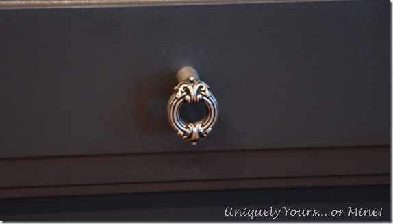 new silver kitchen island knobs