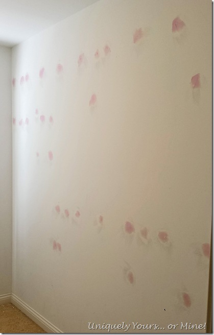repairing holes in walls with spackle