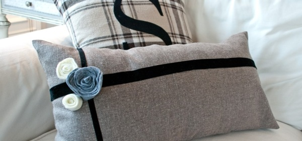 DIY Fall Pillow Cases
