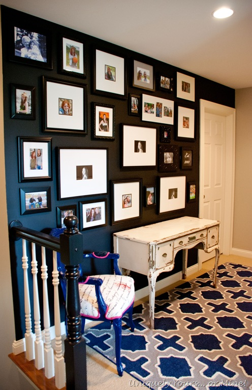Gallery Wall / Family Photo Wall