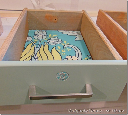 drafting table drawers