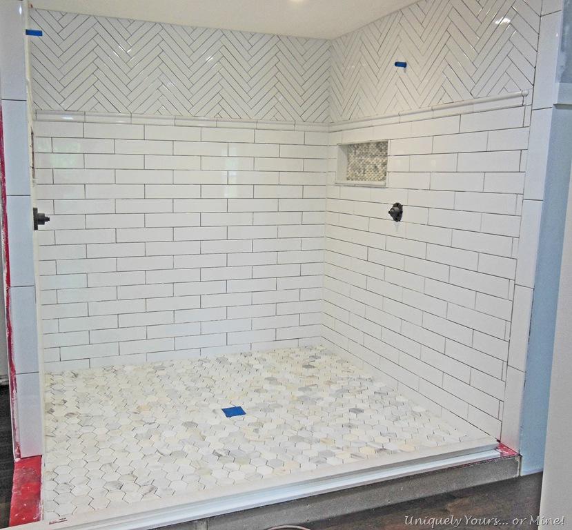 Master Bathroom Walk In Shower