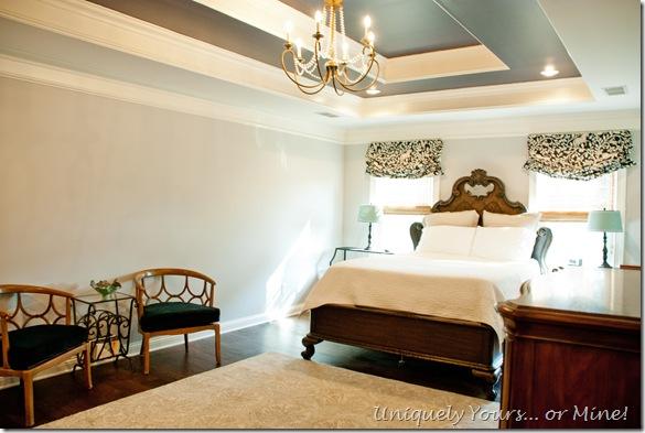 Master bedroom remodel renovation