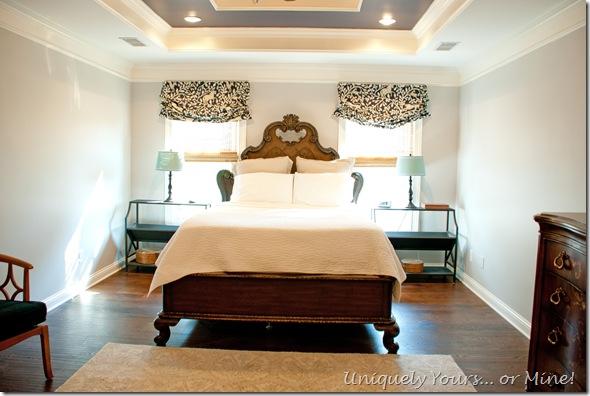 Master bedroom remodel / renovation