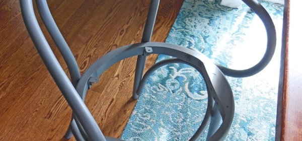 Thonet Bentwood Chair Refinishing