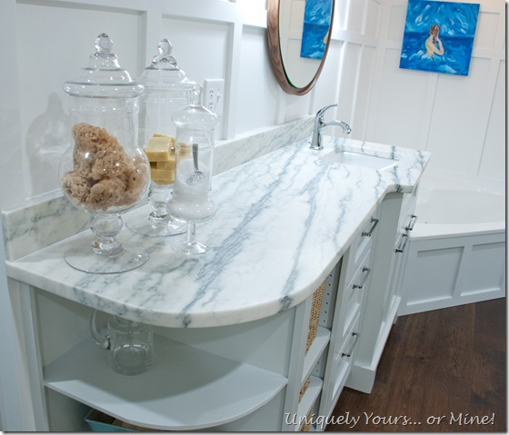 Honed White Mountain Danby Marble from Vermont