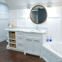 Master Bathroom Final Reveal