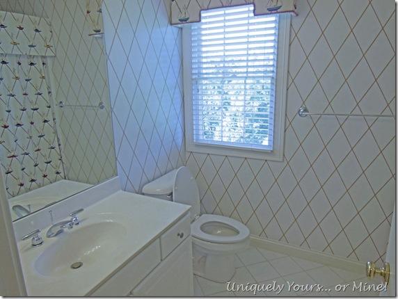 kids bathroom before