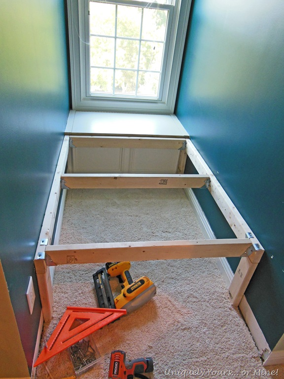 Another Dormer Window Nook Update Uniquely Yours Or Mine