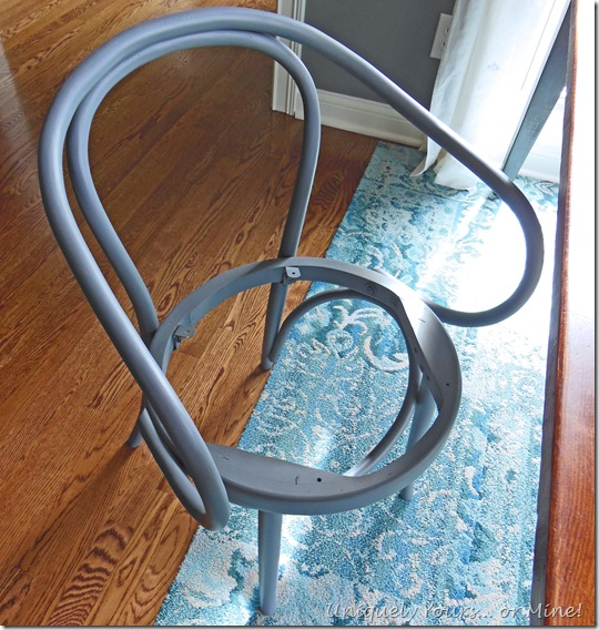 Vintage Thonet Chair Update