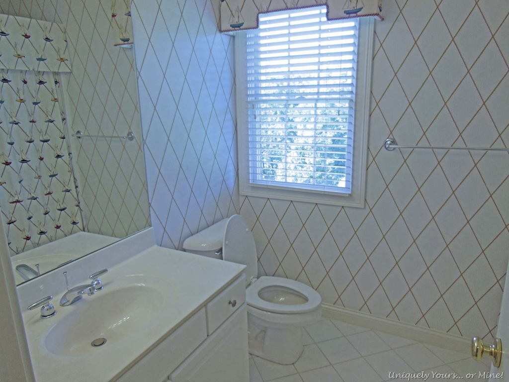 """Renovated """"Princess Suite"""" bathroom complete! – Uniquely Yours… or Mine!"""