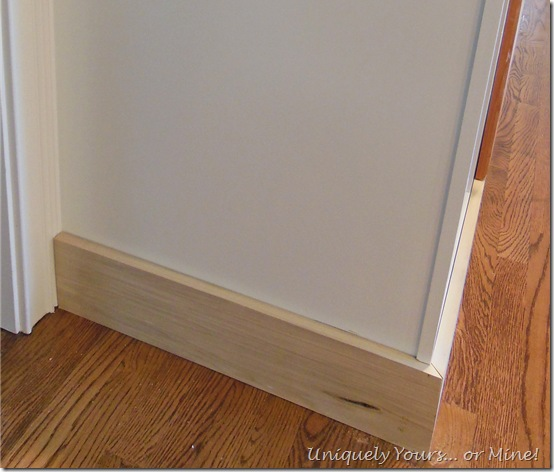 Adding Molding To Kitchen Cabinet Doors: Adding Decorative Feet To Cabinets