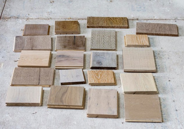 Beginning Flooring Choices